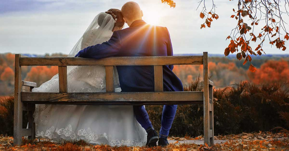 How couples are celebrating weddings in fall 2020