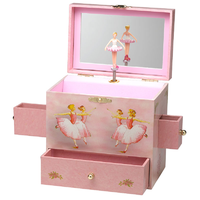 Ballerina Jewelry Box B3 Earrings & Gifts