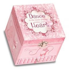 Dance in My Heart Keepsake Box Dance in My Heart Keepsake Box Earrings & Gifts