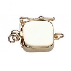 Engravable Clasp with Safety Lock ENGRCL Engraving clasps