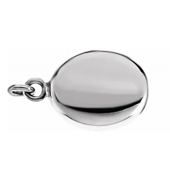 Engravable Silver Clasp C/SS 8535 Engraving clasps