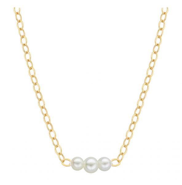 Natural Starter Necklace 1 2 7 Mm 1 3 1 Mm