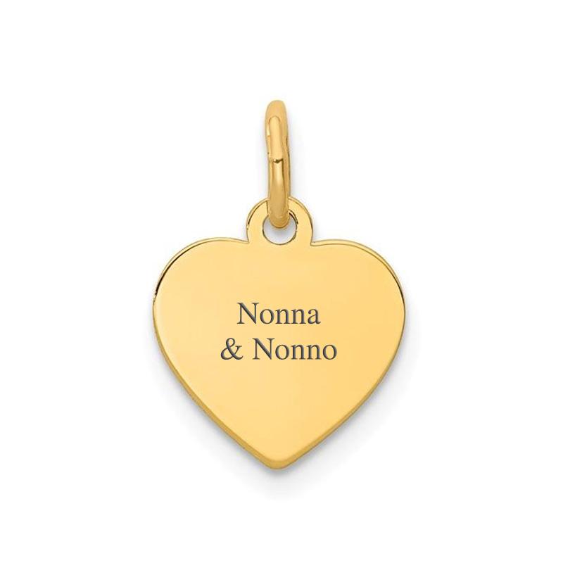 heart gold roman
