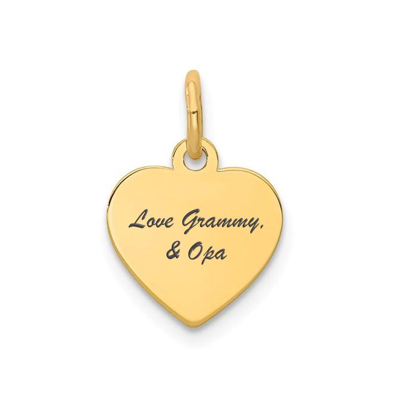 heart gold script