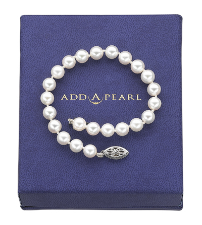 Add-A-Pearl bracelet