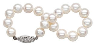 Add-A-Pearl bracelets