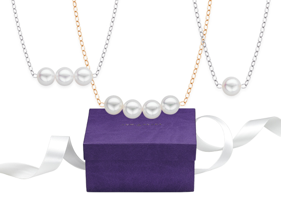 Perfect for someone special, give the gift of Add-A-Pearl today.