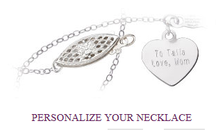 Personalize Her Add-A-Pearl Necklace.