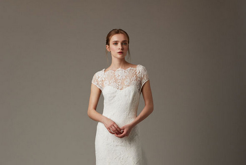 2016 Spring Wedding Dress Trends - Lace! Add-A-Pearl