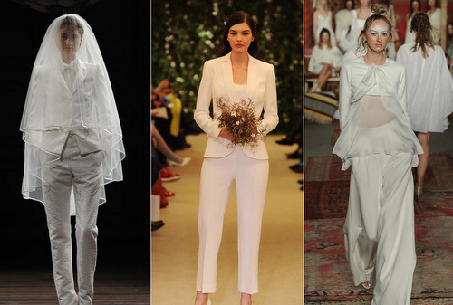 Wedding Suits for Women in The Knot