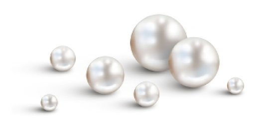 Japanese pearls