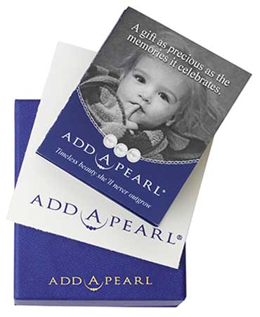 Add-A-Pearl booklet