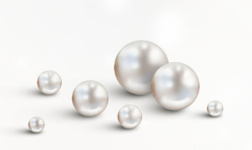 pearls and sizes